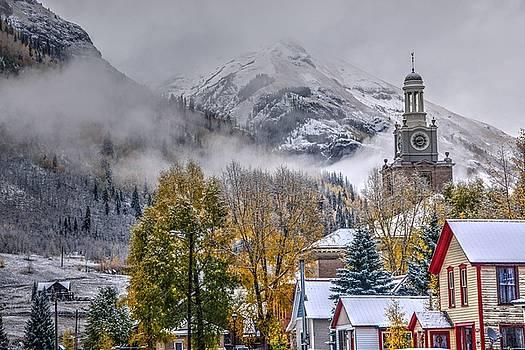 Silverton Colorado by Charlotte Schafer