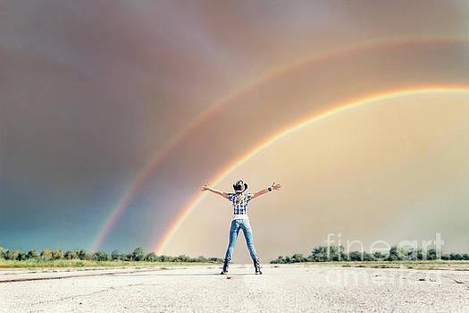 Sing Me A Rainbow by Evelina Kremsdorf