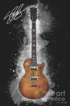 Slash Guitar by Tim Wemple