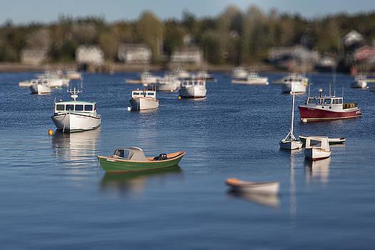 Jon Glaser - sleeping boats