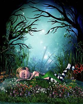 Sleeping Fairy by John Junek