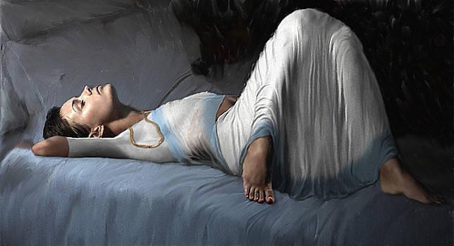 Sleeping by Shreeharsha Kulkarni
