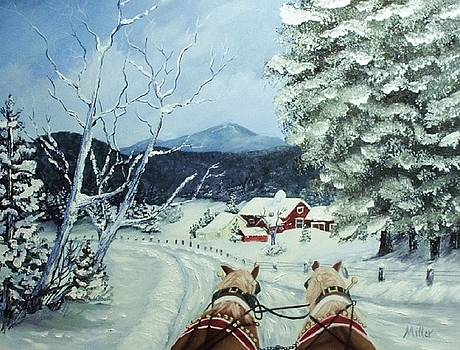 Peggy Miller - Sleigh Ride