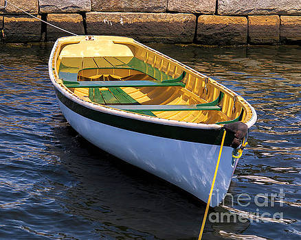 Small Boat Beauty by Joe Geraci
