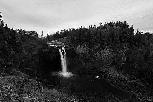 Snoqualmie Falls by Audrey Elisabeth