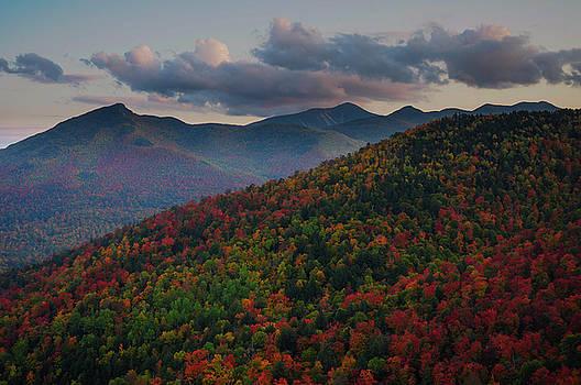 Snow Mt View by Bob Grabowski