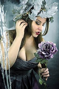 Snow Queen by Cliff Nixon
