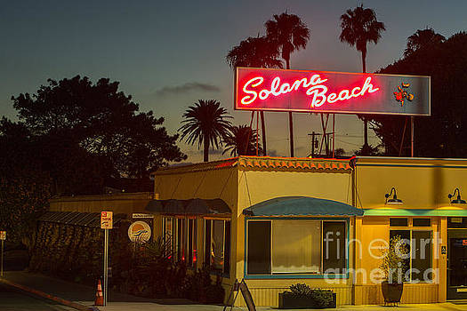 Solana Beach by Daniel  Knighton