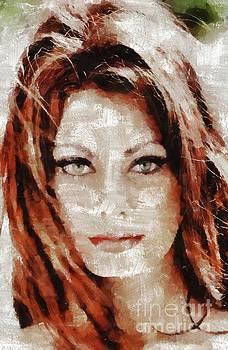 Mary Bassett - Sophia Loren, Vintage Actress