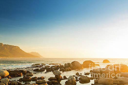 Tim Hester - South African Ocean Sunset
