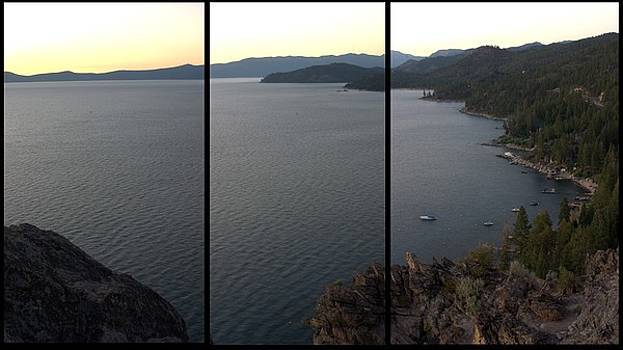 South Lake Tahoe CA by Brad Scott