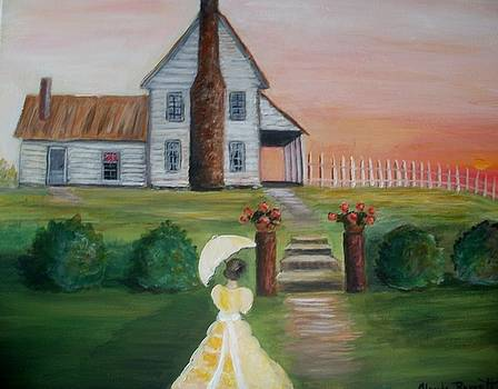 Southern Belle by Glenda Barrett