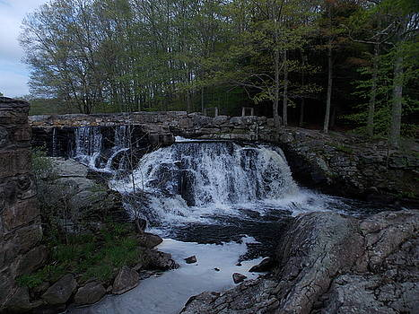 Southford Falls by Catherine Gagne