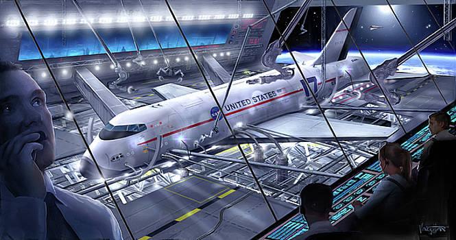 James Vaughan - Space Dock