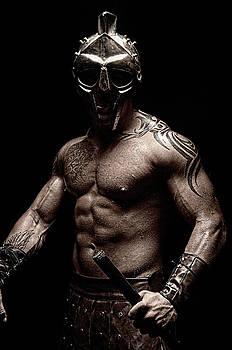 Jerome Holmes - Spartan