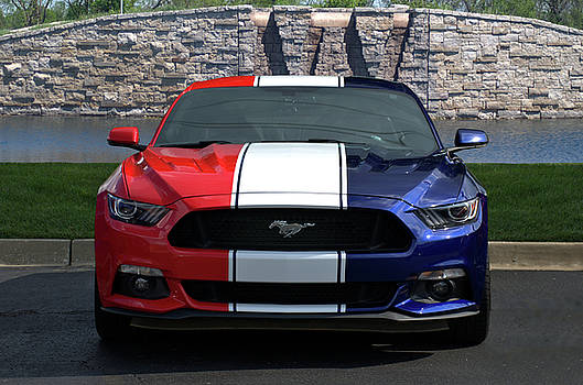 Tim McCullough - Special Edition 2016 Ford Mustang
