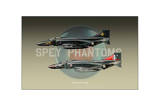 Spey Phantoms by Peter Van Stigt
