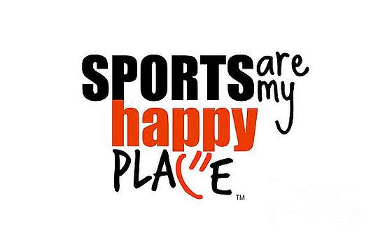 Sports are My Happy Place by Shelley Overton