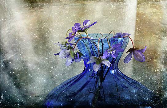 Spring Greeting by Randi Grace Nilsberg