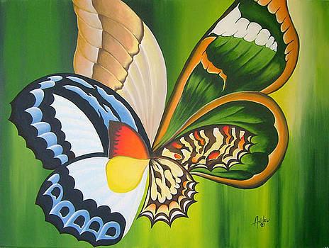 Spring I by Arides Pichardo