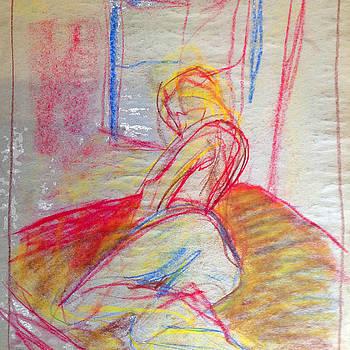 Sq nude 4 by Anne Winkler