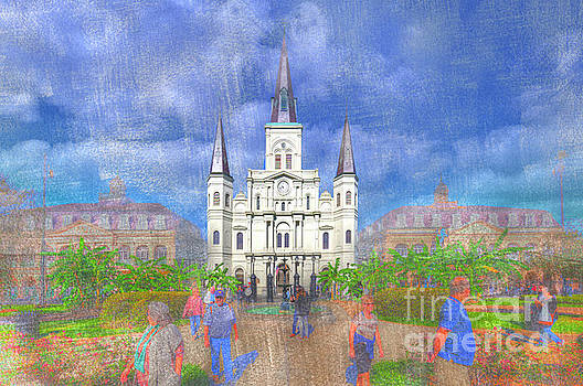 Larry Braun - St Louis Cathedral