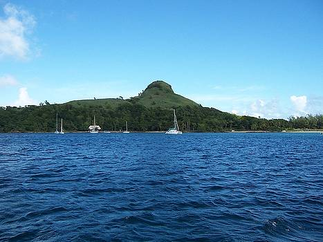 St Lucia by David Button