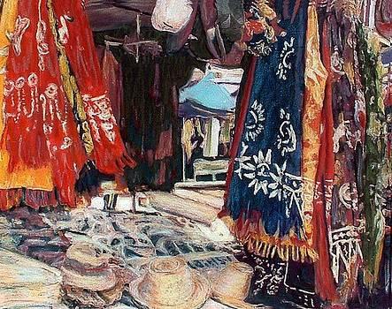 St. Thomas Market by Banning Lary