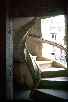 Stairs by Jane Whiting Chrzanoska
