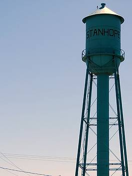 Kyle West - Stanhope Water Tower