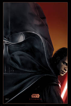 Star Wars Episode III - Revenge of the Sith 2005 by Unknow