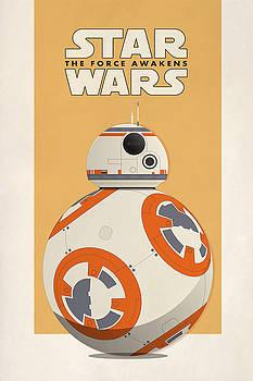 Star Wars - The Force Awakens by Farhad Tamim
