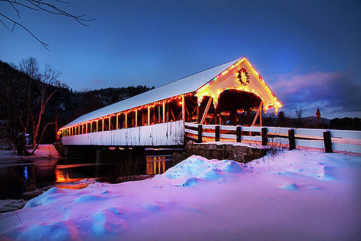 Stark New Hampshire by Robert Clifford