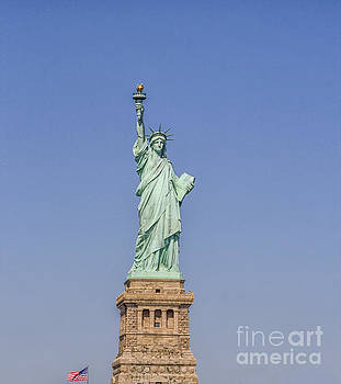 Patricia Hofmeester - Statue of Liberty