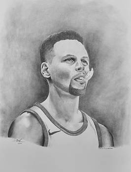 Stephen Curry by Devin Millington