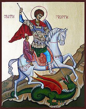 St.GEORGE by Sonya Chaushka