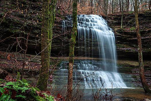 Stillhouse Hollow Falls  by Jim Johnson