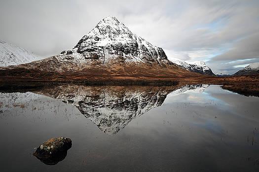 Stob Coire Raineach by Grant Glendinning