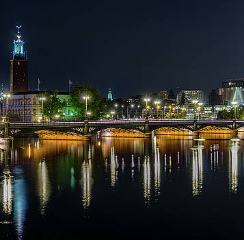 Stockholm Night by Joie Cameron-Brown