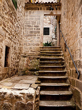 Stone Stairs by Rae Tucker