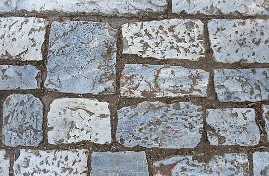 Eduardo Huelin - stone wall texture background