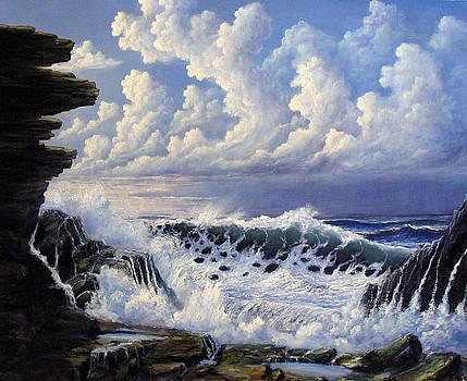 Storm Approach by John Cocoris