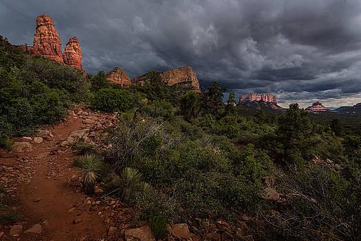Rick Strobaugh - Storm Approaching