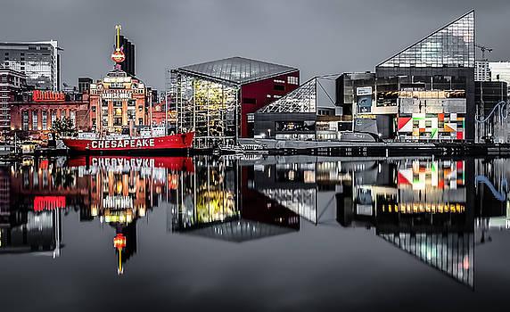 Stormy Night in Baltimore by Wayne King