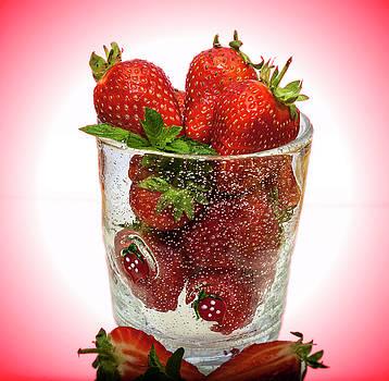 David French - Strawberry Dessert