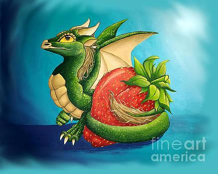 Strawberry Dragon by Mary Hoy