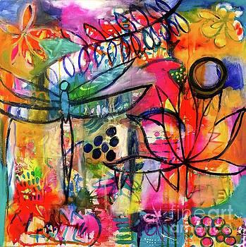 Summer breeze by Corina Stupu Thomas