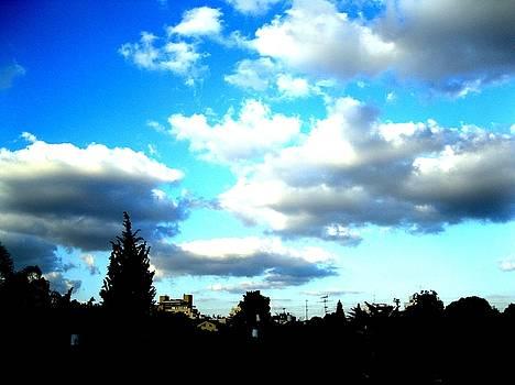 Summer Clouds by Sarah Sarah