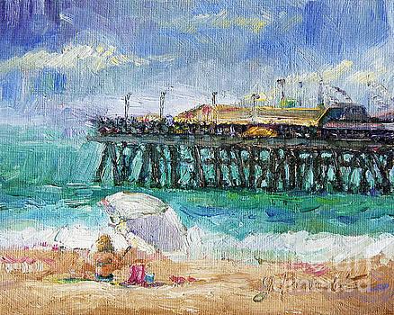 Summer Sun by Jennifer Beaudet