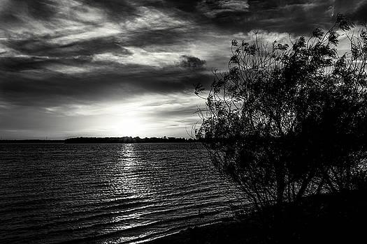 Sun Down by Doug Long